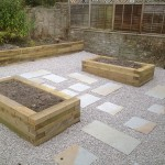 Green Man Gardens Landscape Gardening after patios decking raised vegetable beds levelling