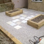 Green Man Gardens Landscape Gardening patios decking raised vegetable beds levelling